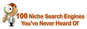 100 Useful Niche Search Engines