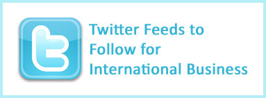 Twitter Feeds to Follow for International Business