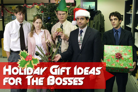 Fail-Safe Holiday Gift Ideas for The Bosses