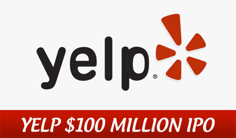 Yelp $100 Million IPO