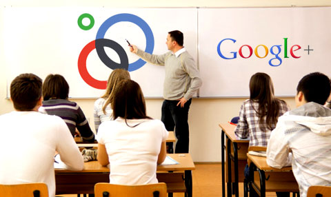 Google+ Circles for Educators