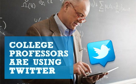 College Professors Are Using Twitter