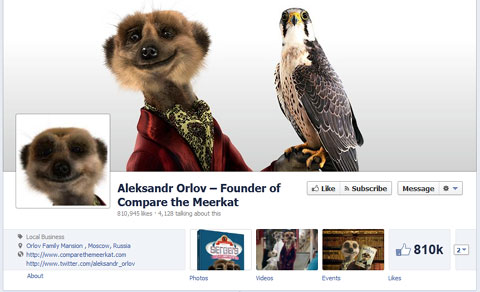 Aleksandr Orlov – Founder of Compare the Meerkat