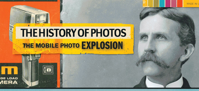 The History of Photos (From First Photo to Digital to Instagram, and Beyond)