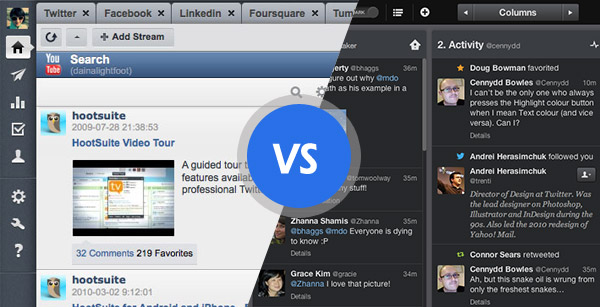 Battle of the Social Media Management Tools – Should You Be Using TweetDeck or HootSuite?