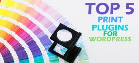 Top 5 Print Plugins for WordPress