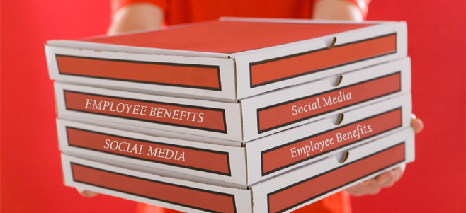 10 Reasons to Use Social Media for Employee Benefits