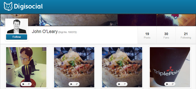 Digisocial – Photo Sharing Goes Vocal on iOS