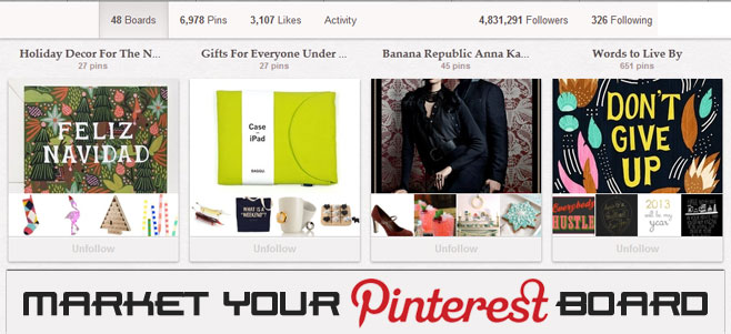 Marketing Tips That'll Make Your Pinterest Board Sing