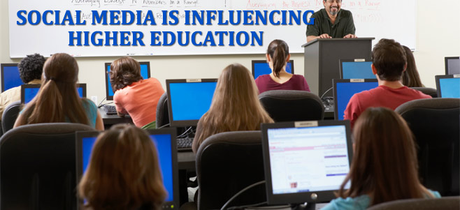 10 Ways Social Media is Influencing Higher Education