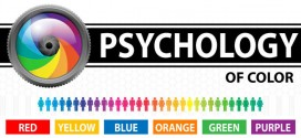 Psychology of Color (Infographics)