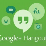 Google Hangouts – A New Messenger by Google