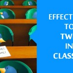 Ways to Use Twitter in the Classroom