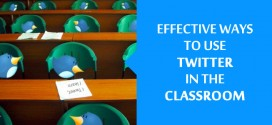Effective Ways to Use Twitter in the Classroom