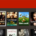 TIVO Netflix UI screen