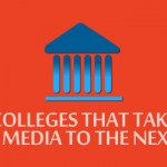 Colleges social media