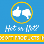 Microsoft Products in 2014
