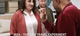 IKEA Makes Future Come Alive With Time Travel Experiment