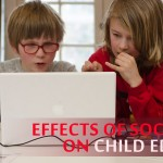 Effects of Social Media on Child Education