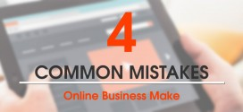 4 Most Common Mistakes Online Business Make