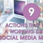 Working Day in the Life of a Social Media Marketer
