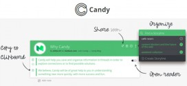 Candy: The Tool to Make Use of All the Knowledge on the Web