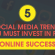 5 Social Media Trends You Must Invest In for Online Success