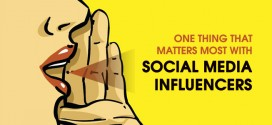 The One Thing That Matters Most With Social Media Influencers