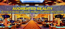 Augmented Reality Is the Future of Real Money Gaming Industry